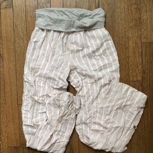 Anthropologie sleep pants